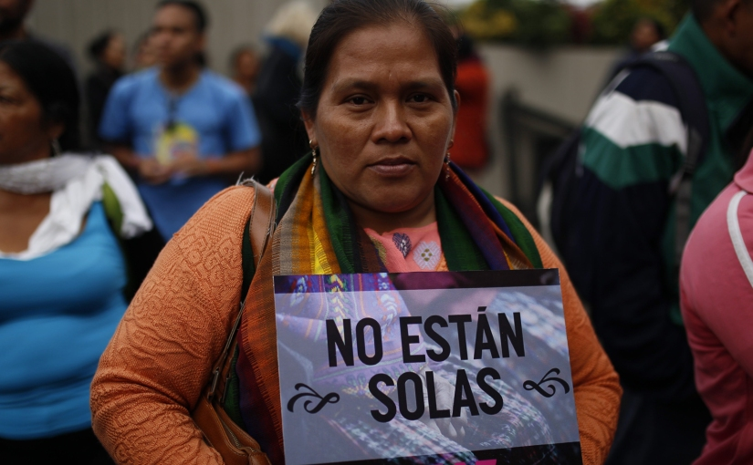 Passion about human rights ignited inGuatemala